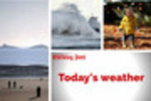 ​'Mild or very mild' weather forecast for the weekend for Wales